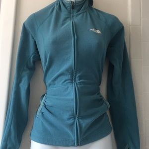 Turquoise North Face TKA 100